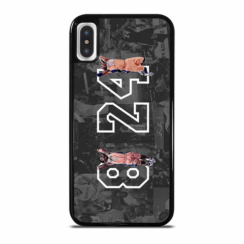 WALL KOBE BRYANT iPhone X / XS case