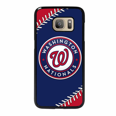 WASHINGTON NATIONALS BASEBALL Samsung Galaxy S7 Case