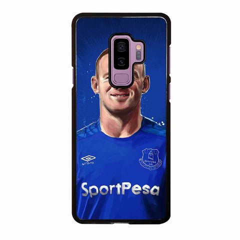 WAYNE ROONEY Samsung Galaxy S9 Plus Case