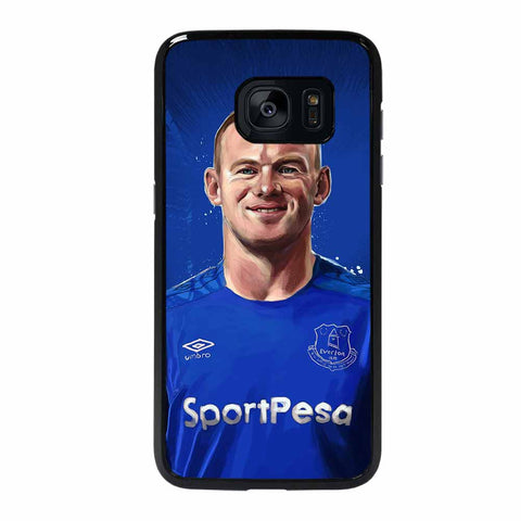 WAYNE ROONEY Samsung Galaxy S7 Edge Case