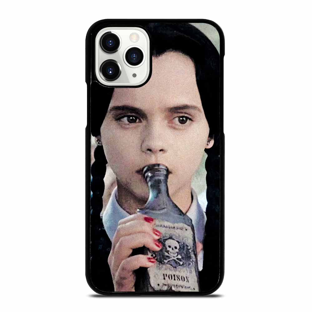 WEDNESDAY ADDAMS-MASTER iPHONE iPhone 11 Pro Case
