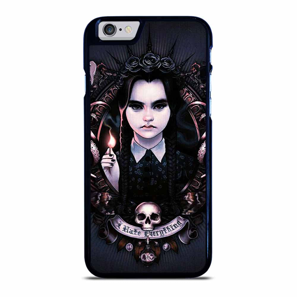WEDNESDAY ADDAMS ART iPhone 6 / 6S Case
