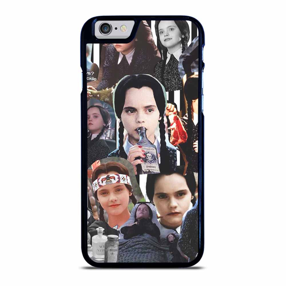 WEDNESDAY ADDAMS COLLAGE iPhone 6 / 6S Case
