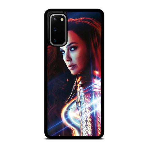 WONDER WOMAN 3 Samsung S20 Case
