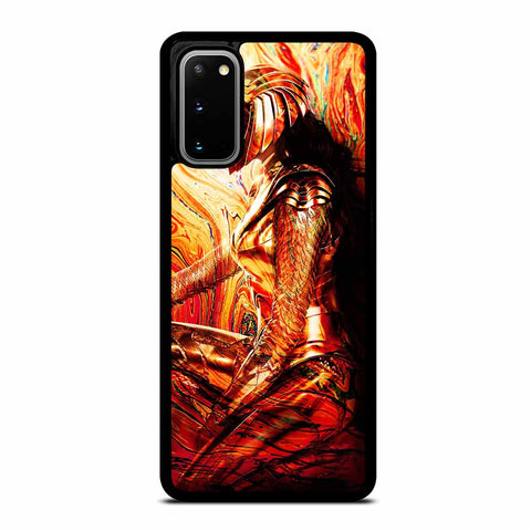 WONDER WOMAN 6 Samsung S20 Case
