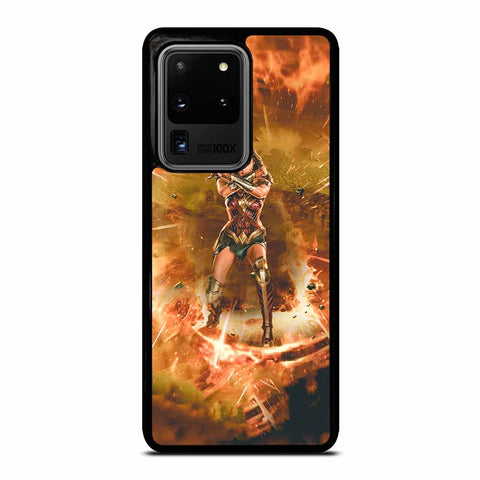 WONDER WOMAN Samsung S20 Ultra Case
