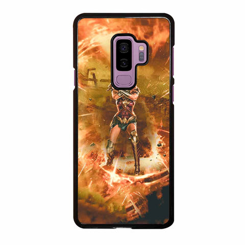 WONDER WOMAN Samsung Galaxy S9 Plus Case