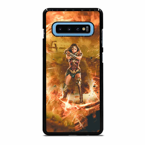 WONDER WOMAN Samsung Galaxy S10 5G Case