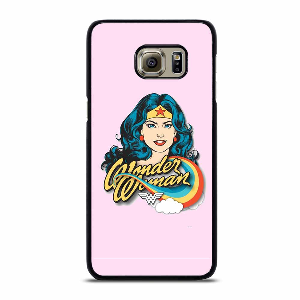 WONDER WOMAN COMIC Samsung Galaxy S6 Edge Plus Case