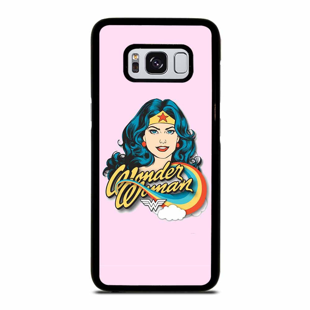 WONDER WOMAN COMIC Samsung Galaxy S8 Case
