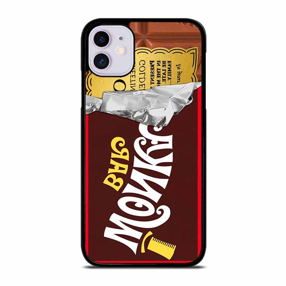 WONKA BAR iPhone 11 Case
