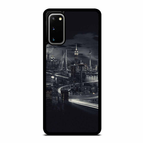WORLD SKYLINE Samsung S20 Case