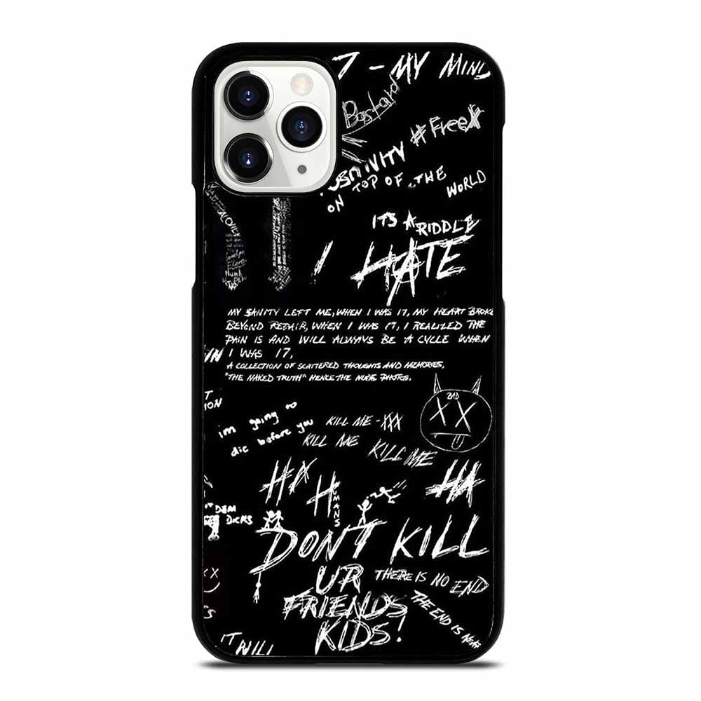 XXXTENTACION QUOTE iPhone 11 Pro Case