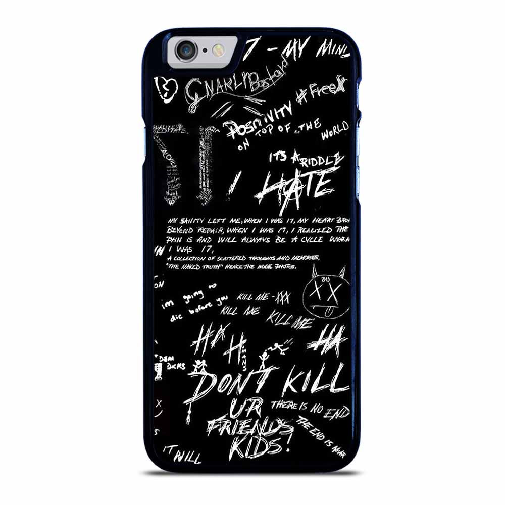 XXXTENTACION QUOTE iPhone 6 / 6S Case