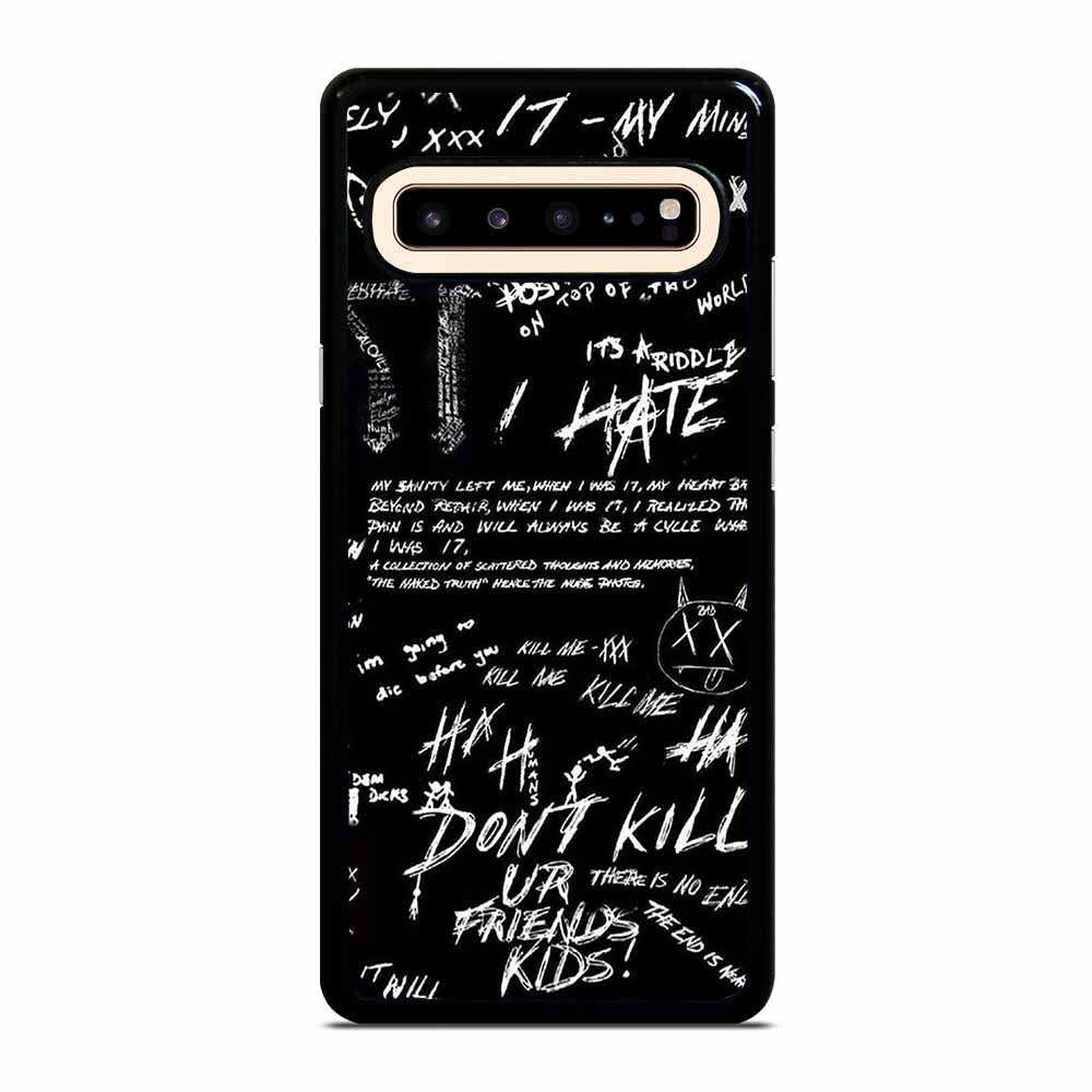 XXXTENTACION QUOTE Samsung Galaxy S10 5G Case