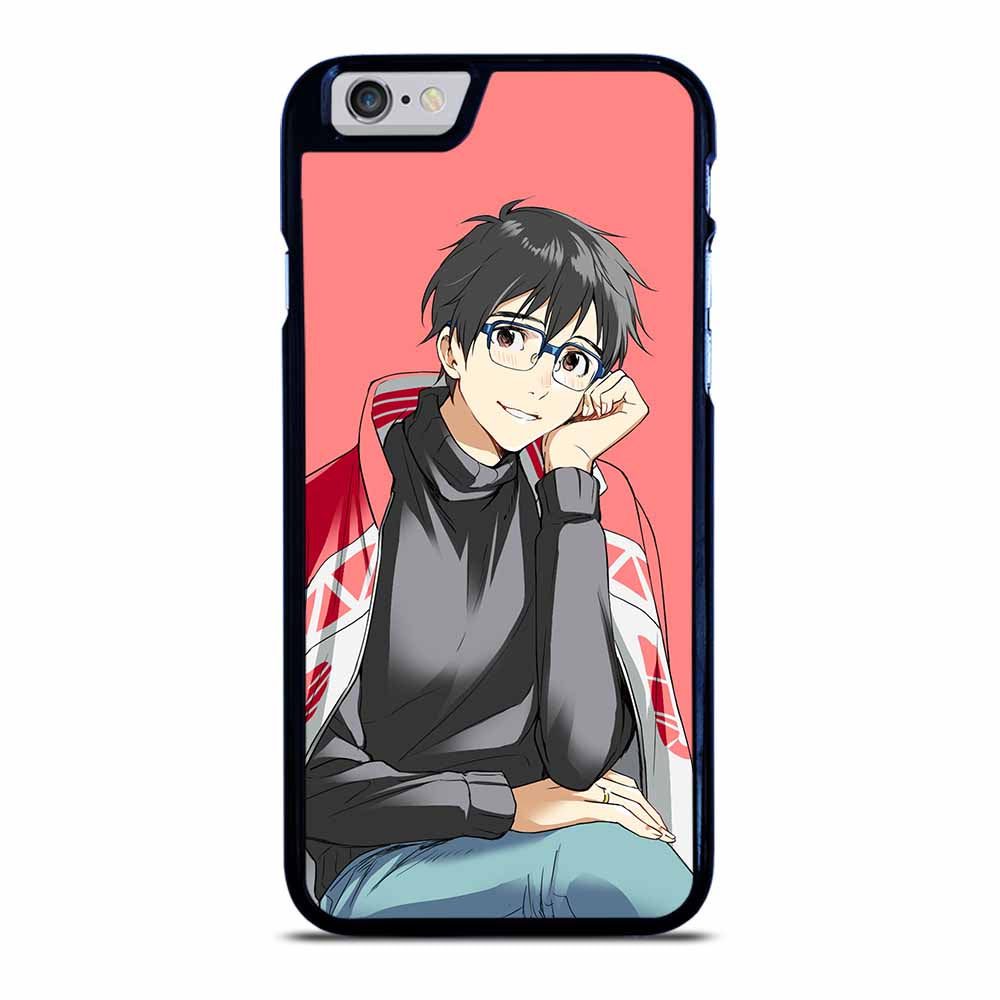 YURI ON ICE KATSUKI CUTE iPhone 6 / 6S Case