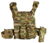 Tactical Armour Vest - Plate Hanger