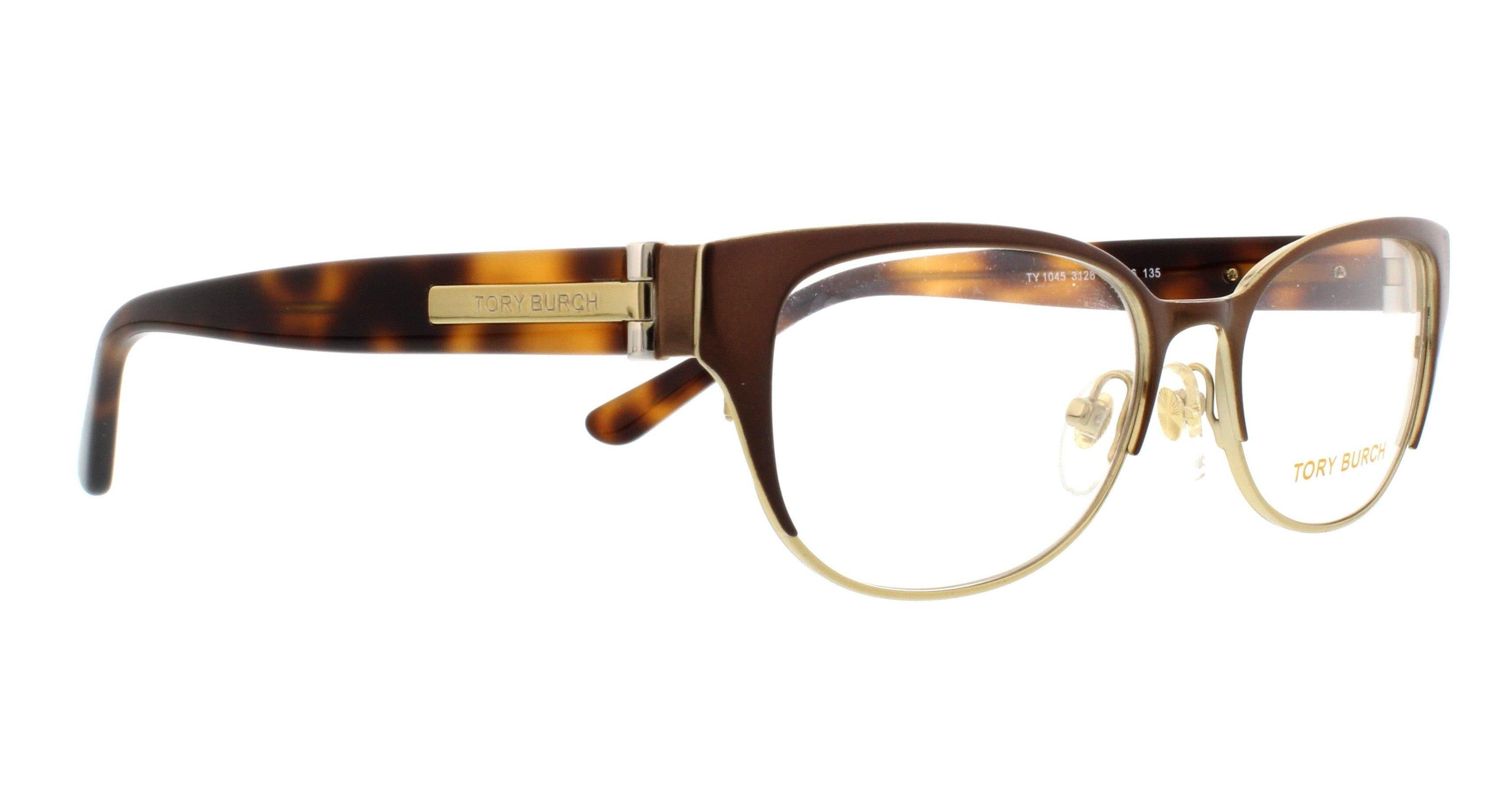 Tory Burch Eyeglasses TY1045 3128 Rx-ABLE