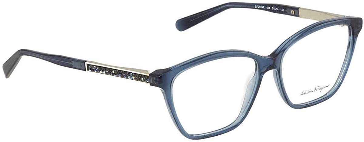Salvatore Ferragamo Eyeglasses SF2804R 424 Rx-Able