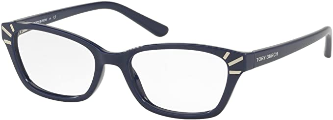 Tory Burch Eyeglasses TY4002 1370 Navy Rx-ABLE