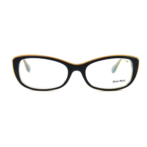 MIU MIU Eyeglasses VMU01L KAZ-101 RX-Able 51mm