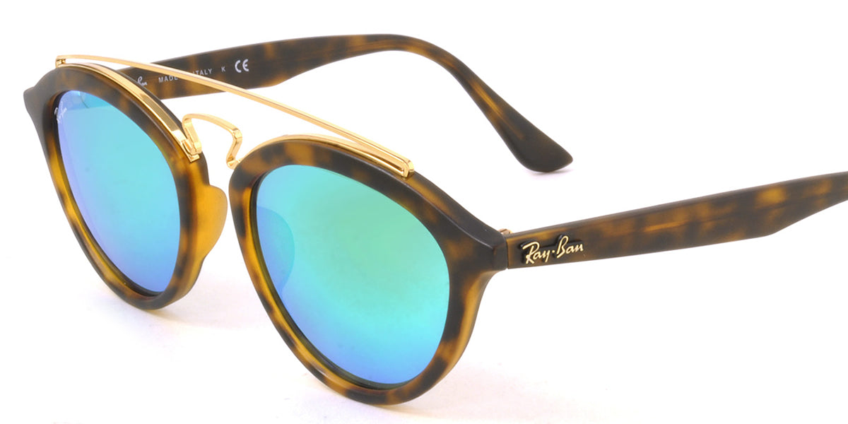 Ray Ban Gatsby II Sunglasses RB4257F 6092/3R (Condition: Minor scratch on lens)