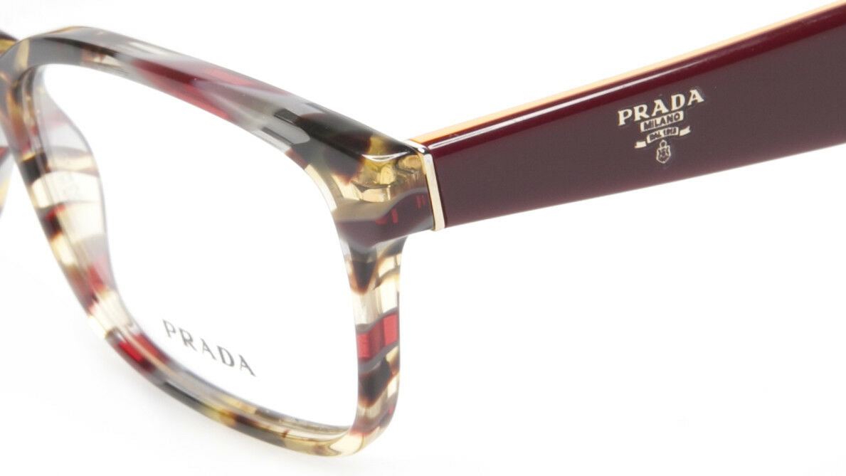 Prada Eyeglasses VPR18T TH6-1O1 Rx-ABLE