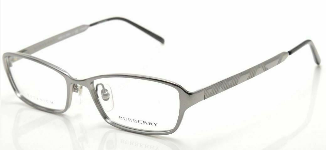 Burberry Eyeglasses BE1272TD 1003 RX-Able