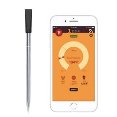 ThermoMEATer - Wireless Bluetooth Meat Thermometer
