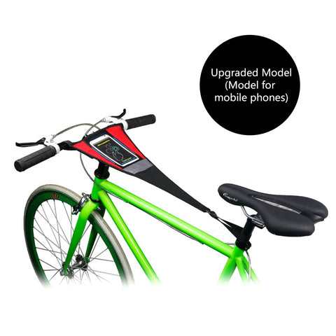 Sweat Bike Protector With Cellphone Pocket