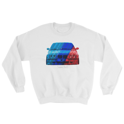 I Love e36s Crewneck Sweatshirt