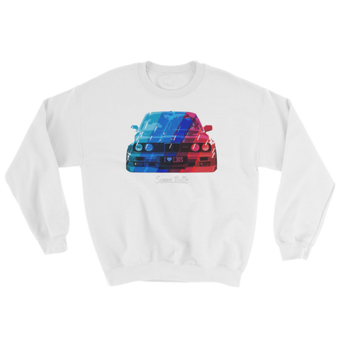 I Love e30s Sweatshirt
