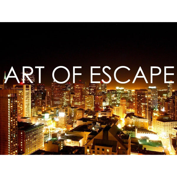 The Art of Escape ® - Rift Recon