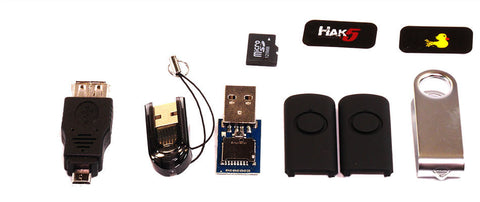 The Hak5 USB Rubber Ducky + ACCESS PROHIBITED - Rift Recon