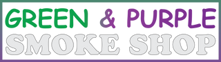 Green & Purple Smoke Shop