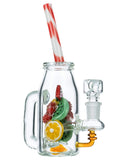 Strawberry Fruity Detox Bong