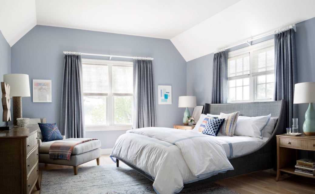 How to set up your bedroom for restful sleep