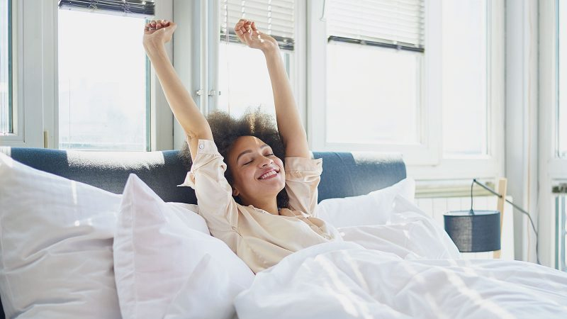 5 Ways to start sleeping better