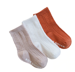 Warm Knitted Socks