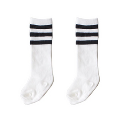 Sporty Sock in Black