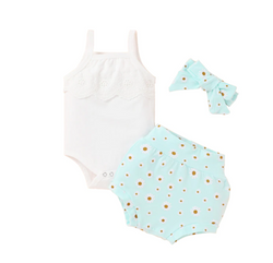 Daisy Bloomer Set