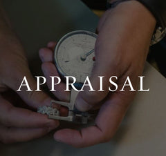 jewelry and watch appraisals in fayetteville arkansas