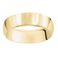 14K Gold Ring Comfort Fit