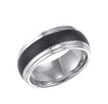 9mm mtc/Florentine Tungsten Band