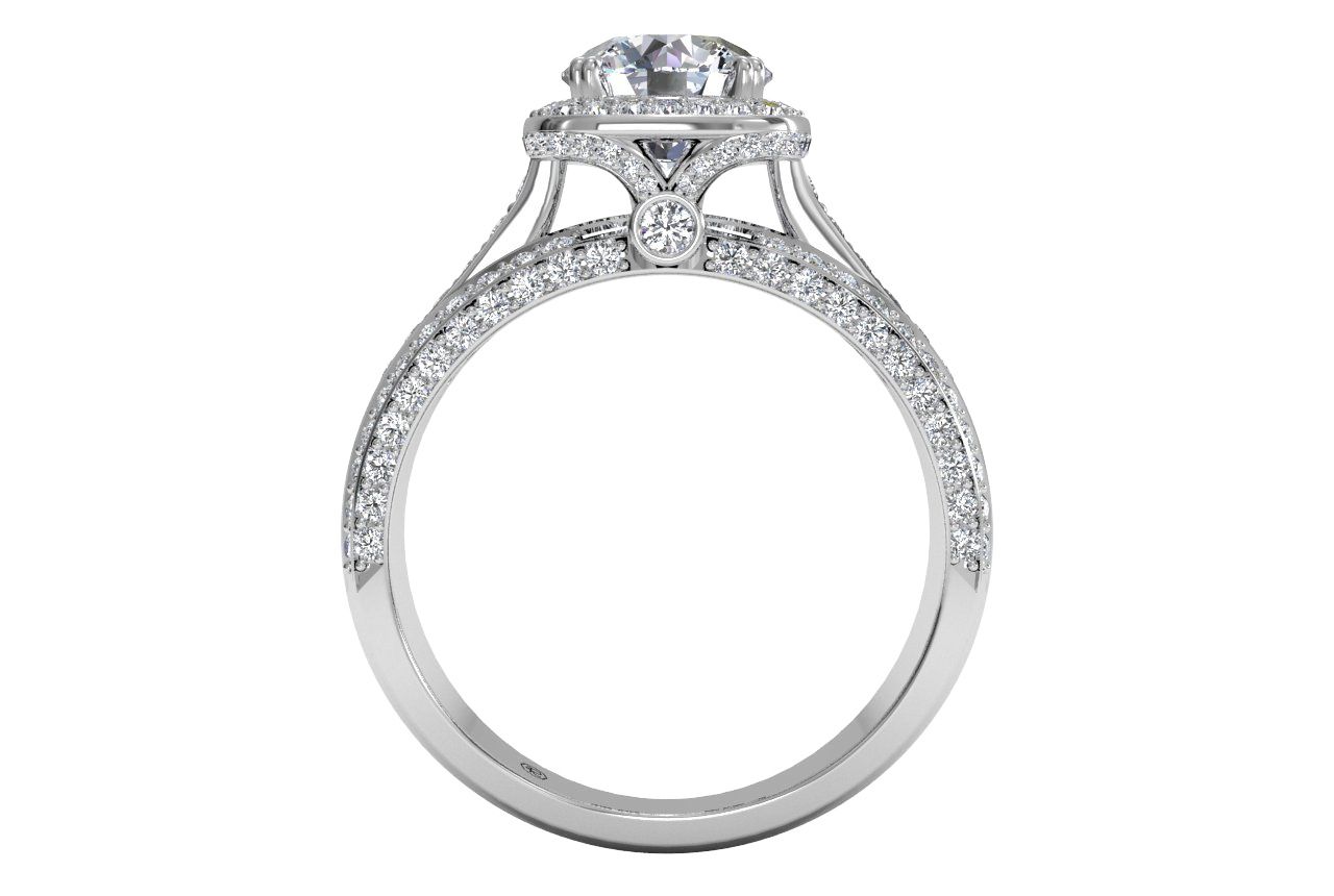 ca rings engagement products and platinum double halo ring diamond cushion band bands custom