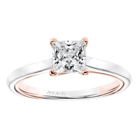 "ArtCarved ""Tayla"" Engagement Ring"