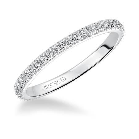ArtCarved 33-V88-L Wedding Band