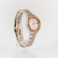 TAG Heuer Calibre 9 Automatic Watch Steel, Diamond & Rose Gold 28MM
