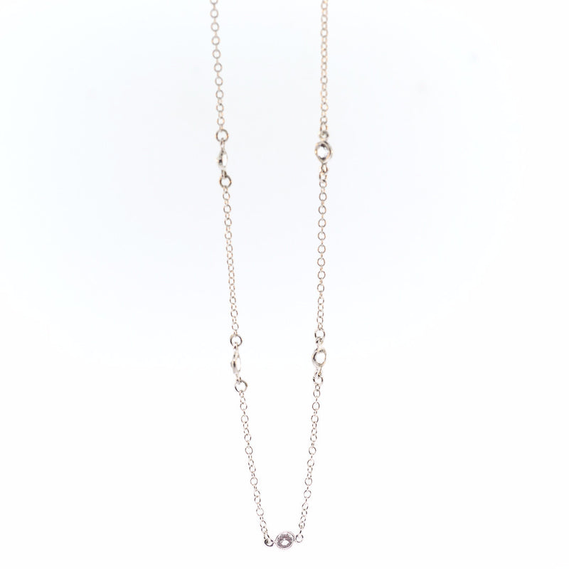 Arkansas Quartz Petite Necklace - 26""