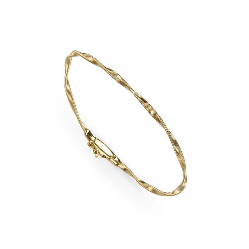 Marco Bicego Marrakech 18K Yellow Gold Stackable Bangle